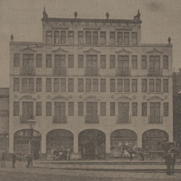 White Building 1908